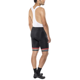 Maloja MichelM. Bike Strap Bib Shorts Men moonless